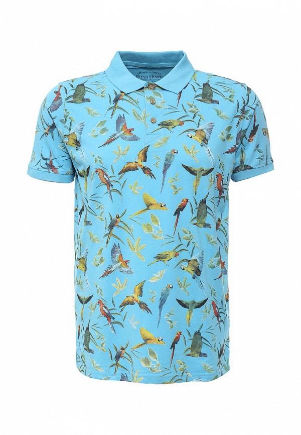 Мужские футболки поло Fresh Brand SFLF261