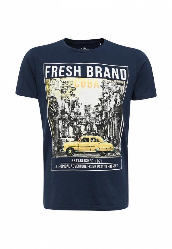 Футболка с надписями Fresh Brand SFTF101