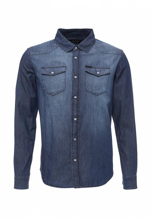 Рубашка джинсовая Fresh Brand