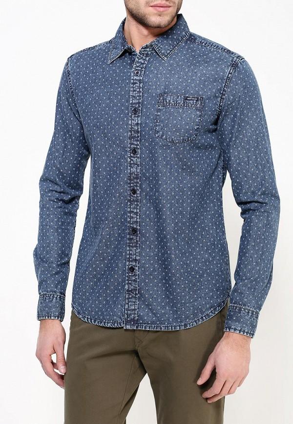 Фото Рубашка джинсовая Fresh Brand. Купить с доставкой