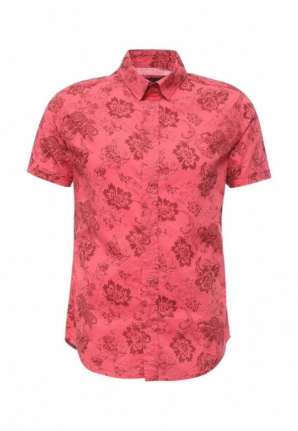 Купить мужскую рубашку Fresh Brand цвета фуксия
