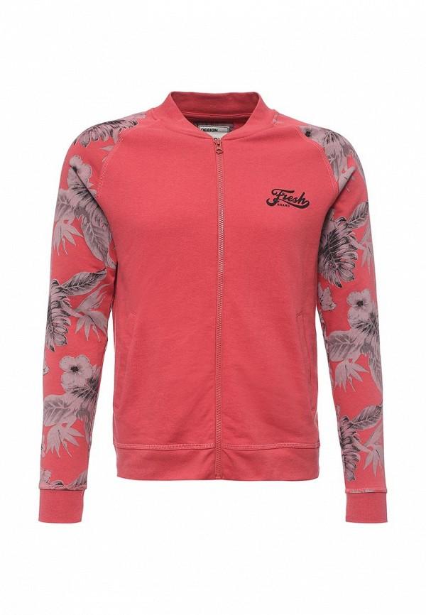 Купить Олимпийка Fresh Brand красного цвета