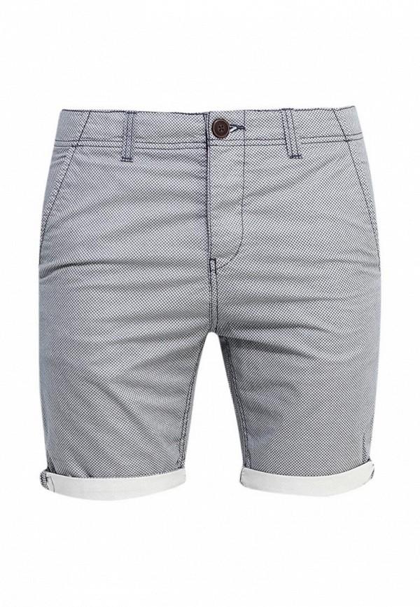 Купить мужские шорты Fresh Brand голубого цвета