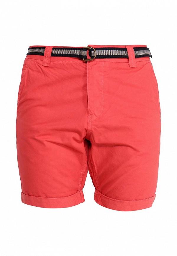 Купить мужские шорты Fresh Brand красного цвета