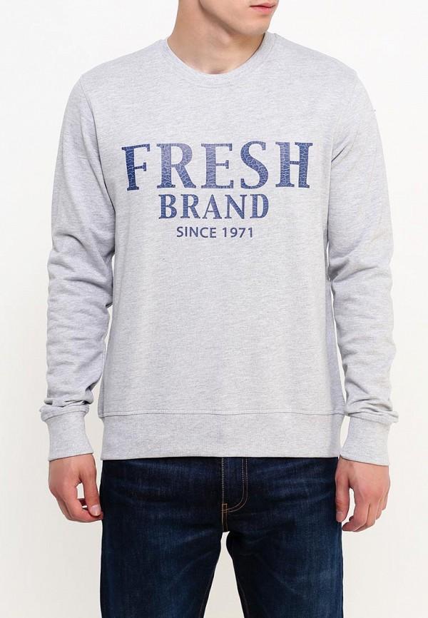 Свитшот Fresh Brand Fresh Brand FR040EMVAS30