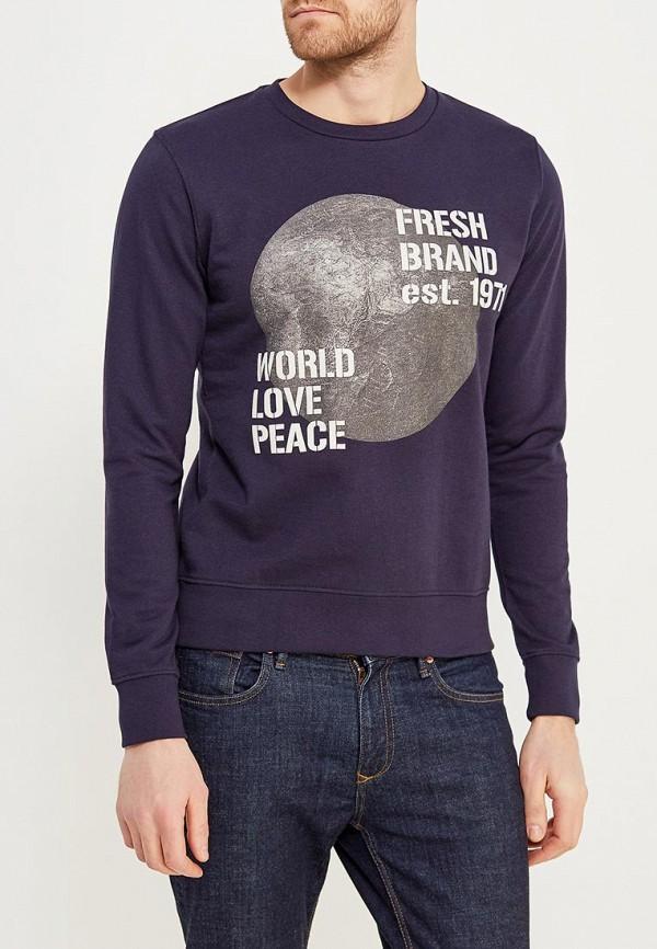 Свитшот Fresh Brand Fresh Brand FR040EMZXZ04