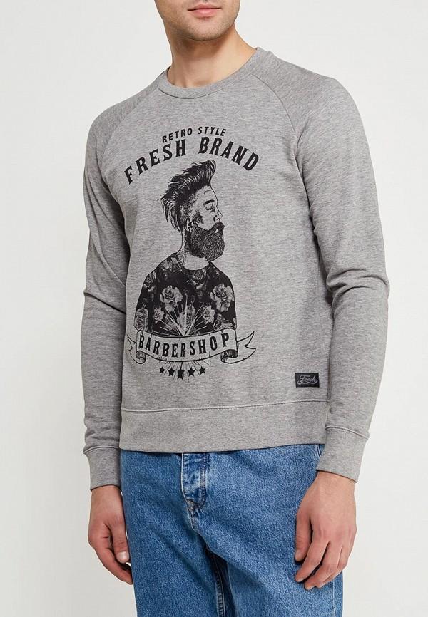 Свитшот Fresh Brand Fresh Brand FR040EMZXZ06