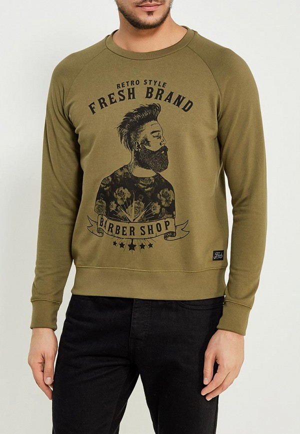 Свитшот Fresh Brand Fresh Brand FR040EMZXZ07 рубашка fresh brand fresh brand fr948emsox47