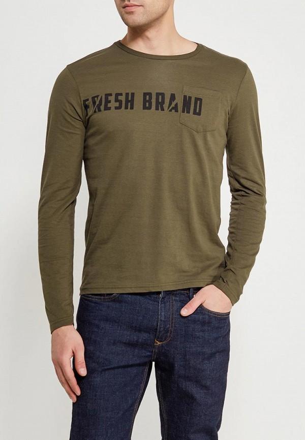 Лонгслив Fresh Brand Fresh Brand FR040EMZYA43 лонгслив fresh brand fresh brand fr040emvau77