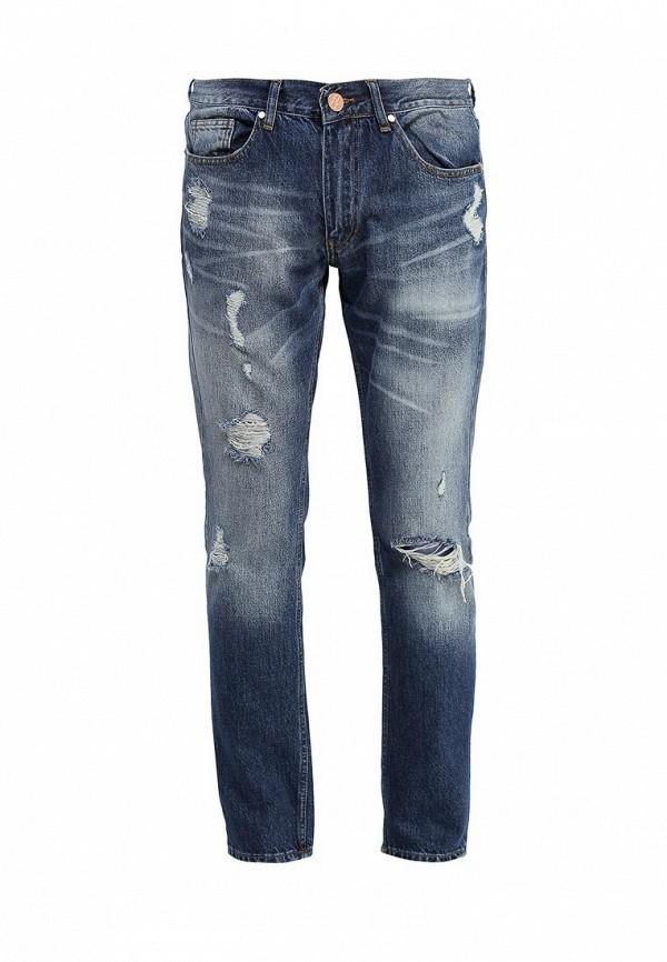 Зауженные джинсы Frank NY 16B110210012