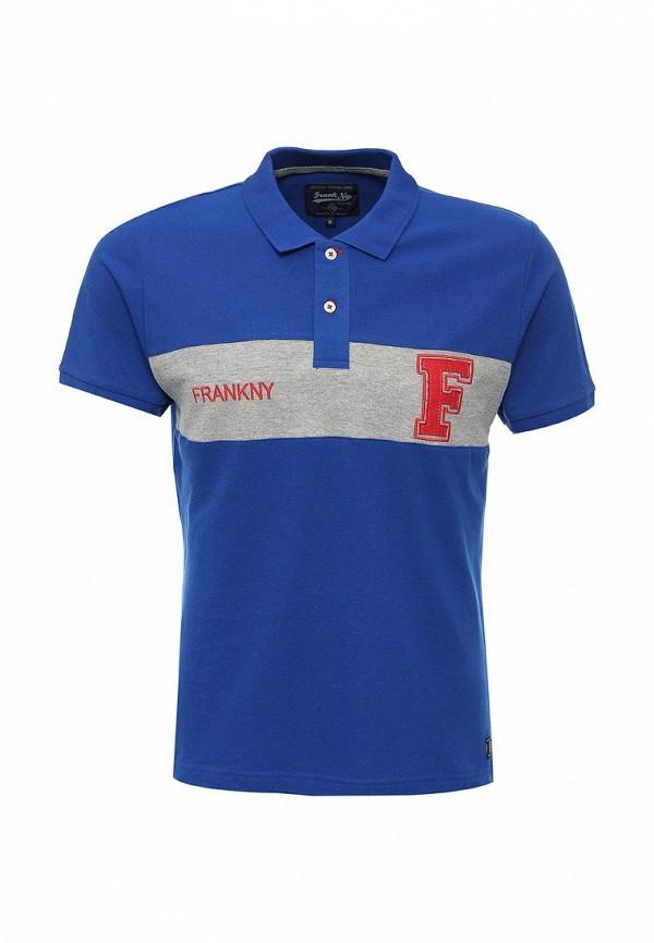 Мужские футболки поло Frank NY 16C040200005