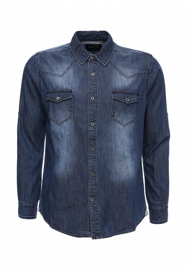 Рубашка джинсовая Frank NY Frank NY FR041EMTGD60