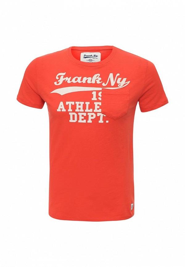 Футболка Frank NY Frank NY FR041EMTGE88 шарф frank q