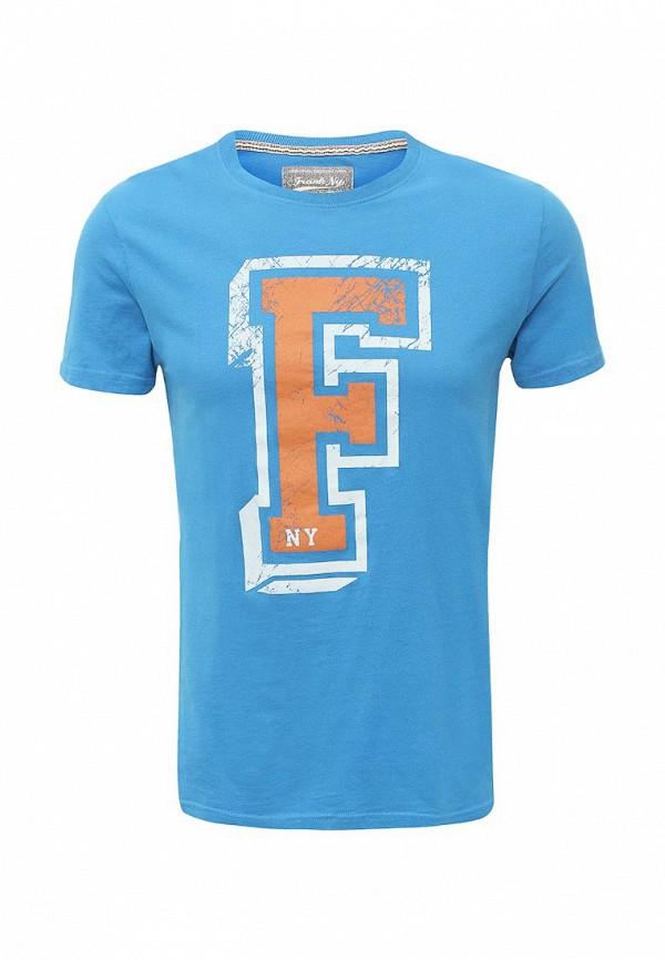 Футболка Frank NY Frank NY FR041EMTGF26