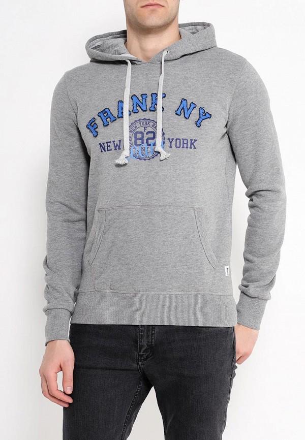 Худи Frank NY Frank NY FR041EMTGG07 брюки спортивные frank ny frank ny fr041ewtgg76