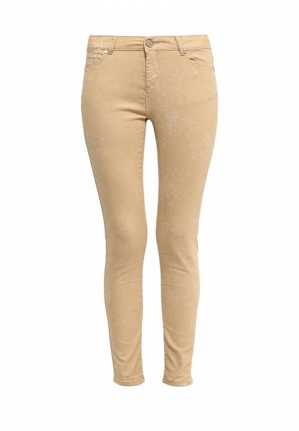 Купить женские брюки Frank NY бежевого цвета