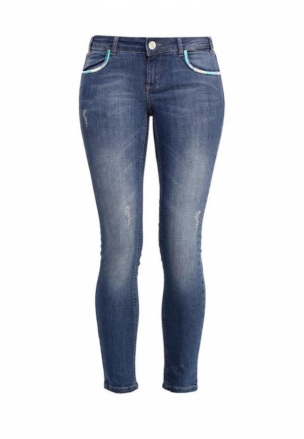 Зауженные джинсы Frank NY 16B110200013