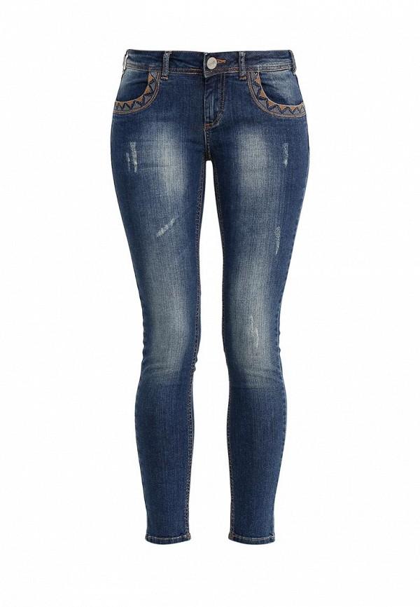 Зауженные джинсы Frank NY 16B110200014