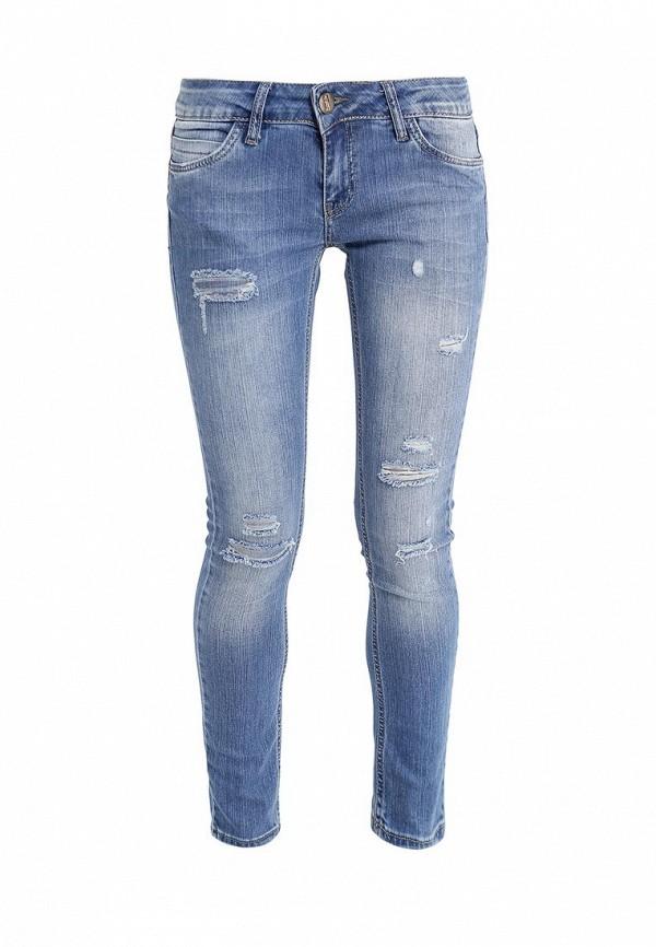 Зауженные джинсы Frank NY 16B110210008