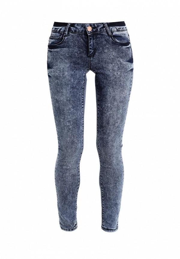 Зауженные джинсы Frank NY 16B110210009