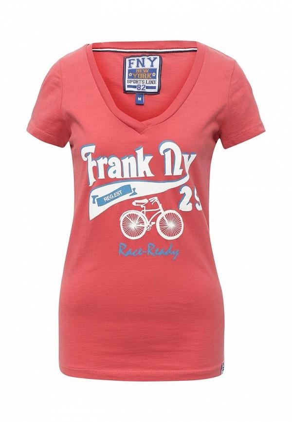 Футболка Frank NY Frank NY FR041EWTGH40 брюки спортивные frank ny frank ny fr041ewtgg76