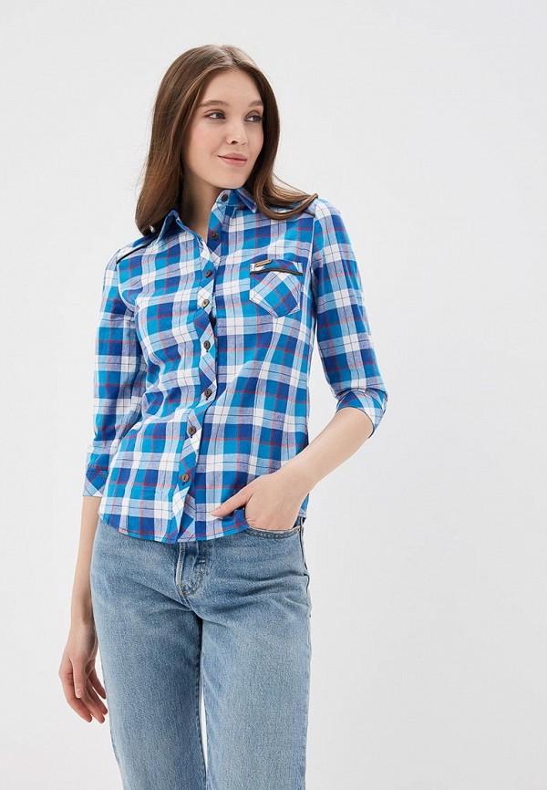 Рубашка Fresh Cotton Fresh Cotton FR043EWAYCH7