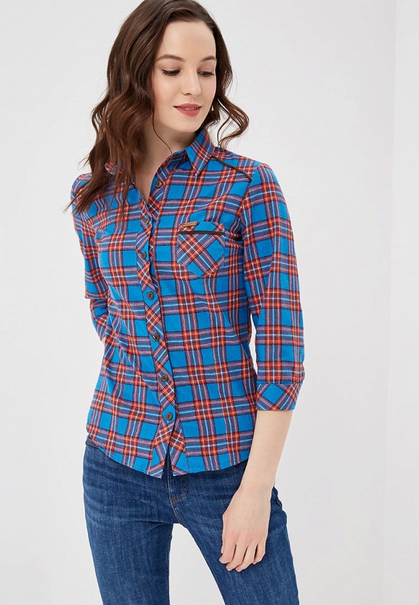 Рубашка Fresh Cotton Fresh Cotton FR043EWAYCH9