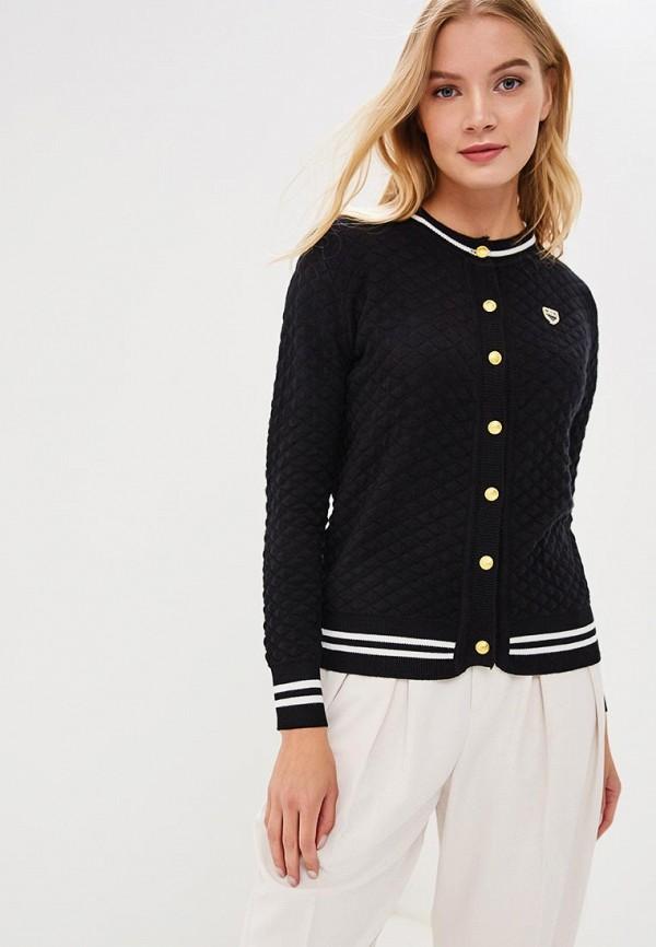 Купить Кардиган Fresh Cotton, FR043EWBSFJ0, черный, Осень-зима 2018/2019
