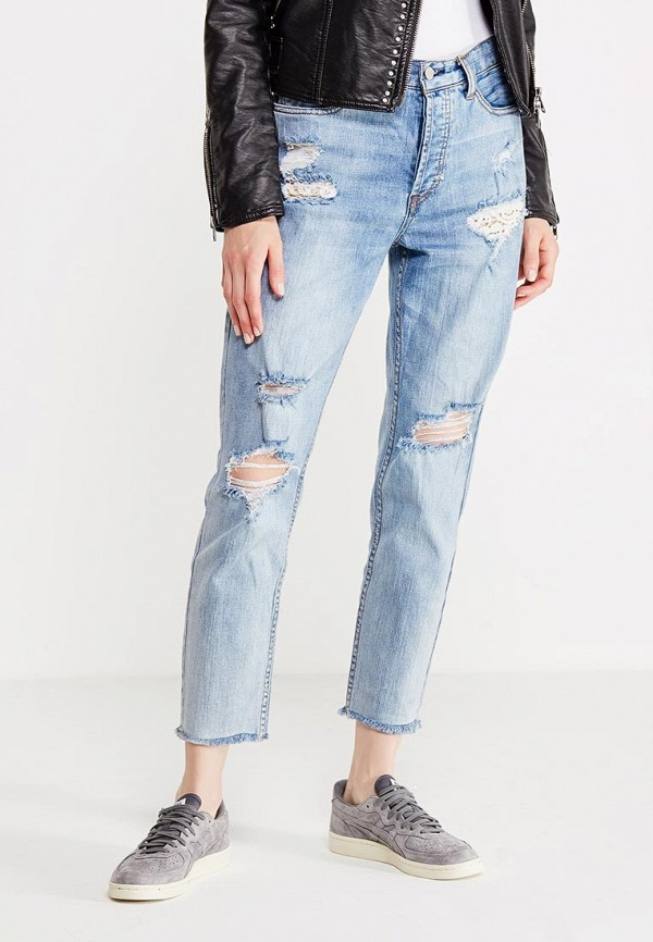 Джинсы Free People Free People FR045EWUED51 free people блузка
