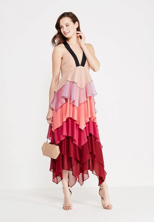 Фото - женское платье Free People разноцветного цвета