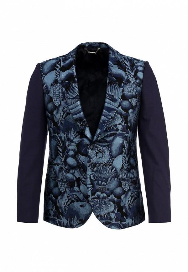 Пиджак Frankie Morello FR458EMABR35. Цвет: синий