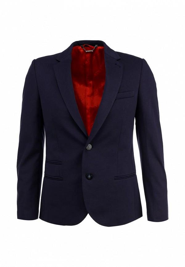 Пиджак Frankie Morello FR458EMABR37. Цвет: синий