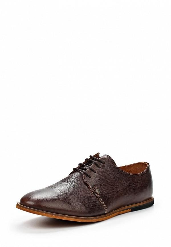 Ботинки Frank Wright FR621AMHC400. Цвет: коричневый