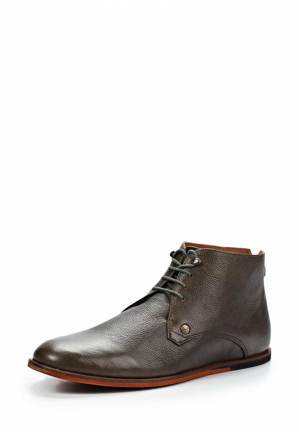 Ботинки Frank Wright SMITH. Цвет: серый