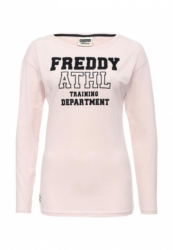 Футболка с длинным рукавом Freddy F6WTCT10