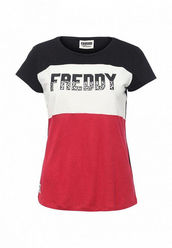 Футболка спортивная Freddy F6WTCT8