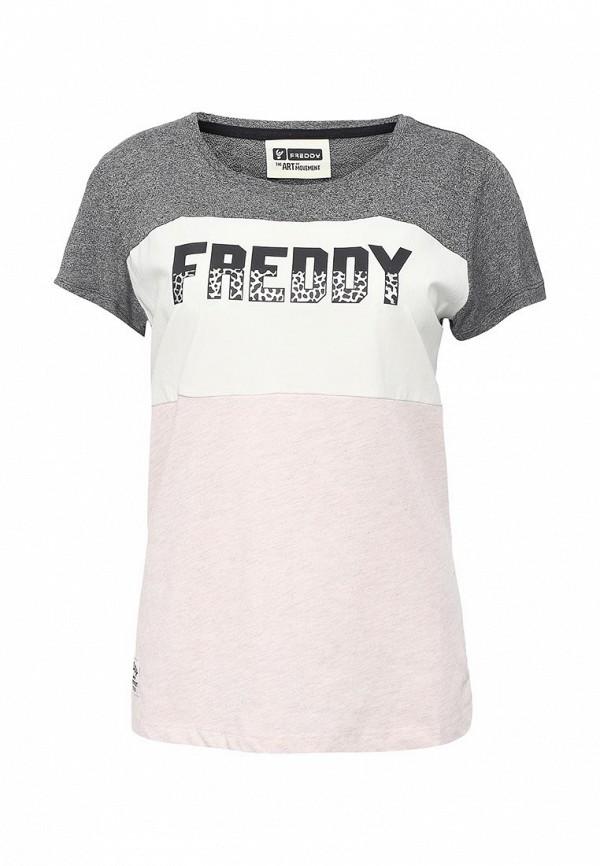 Футболка спортивная Freddy F6WTCT8A