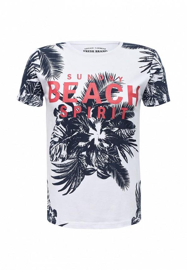 Футболка Fresh Brand Fresh Brand FR948EMSOY13 406 948 41 13 40