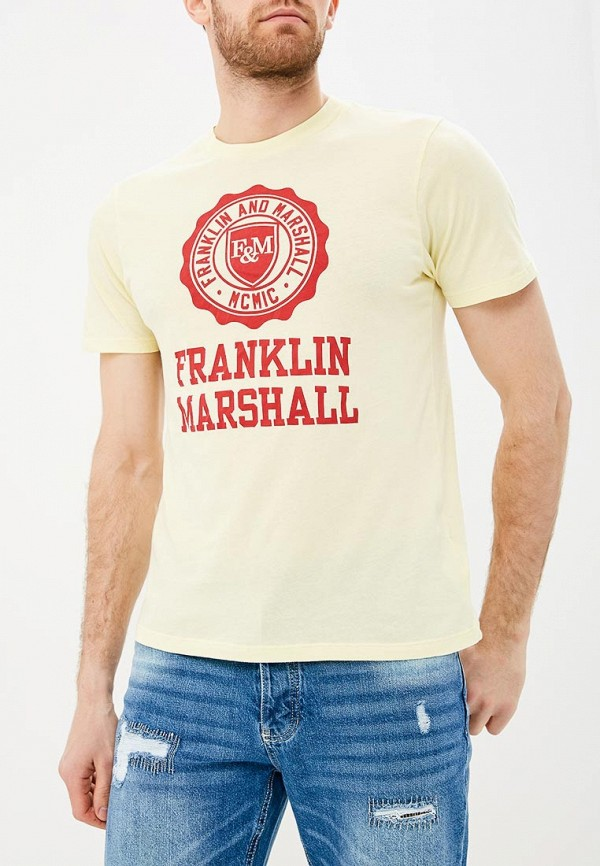 Футболка Franklin & Marshall Franklin & Marshall FR949EMACKB9 комбо для гитары marshall jvm205c
