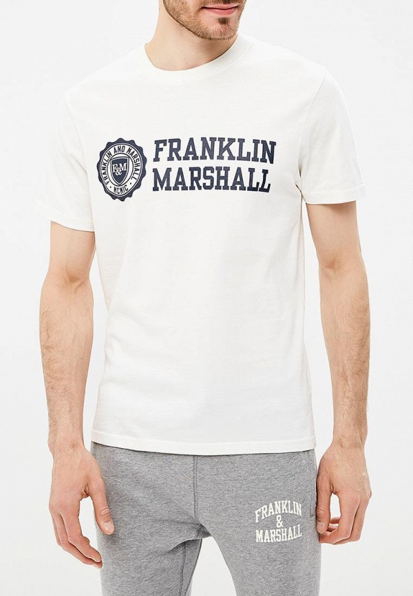 Футболка Franklin & Marshall Franklin & Marshall FR949EMACKC4 комбо для гитары marshall jvm205c