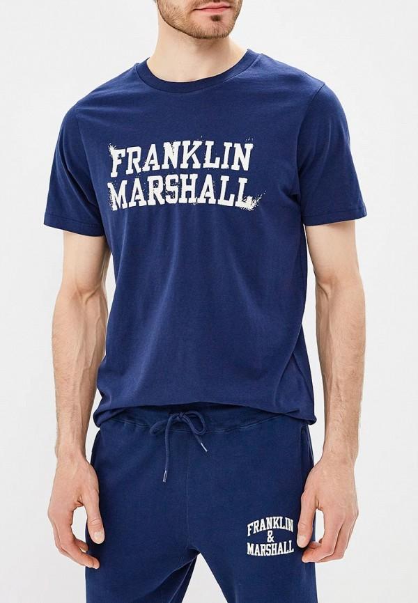 Футболка Franklin & Marshall Franklin & Marshall FR949EMACKC5 ветровка franklin