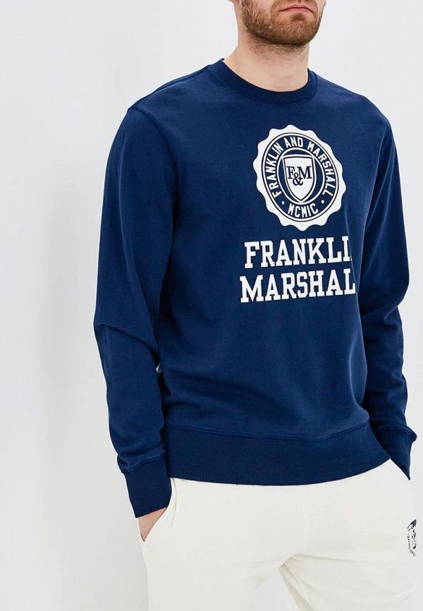 Свитшот Franklin & Marshall Franklin & Marshall FR949EMACKE7 свитшот franklin