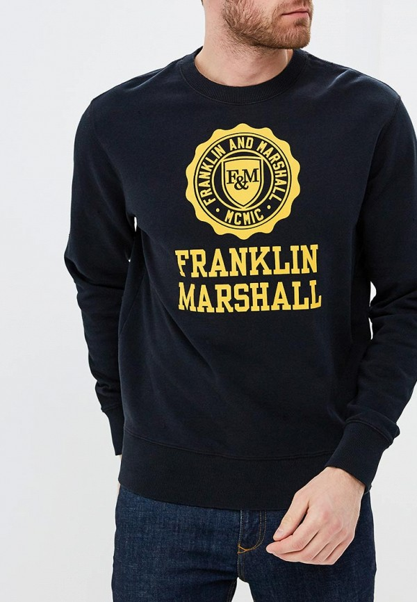 Свитшот Franklin & Marshall Franklin & Marshall FR949EMACKE8 свитшот franklin