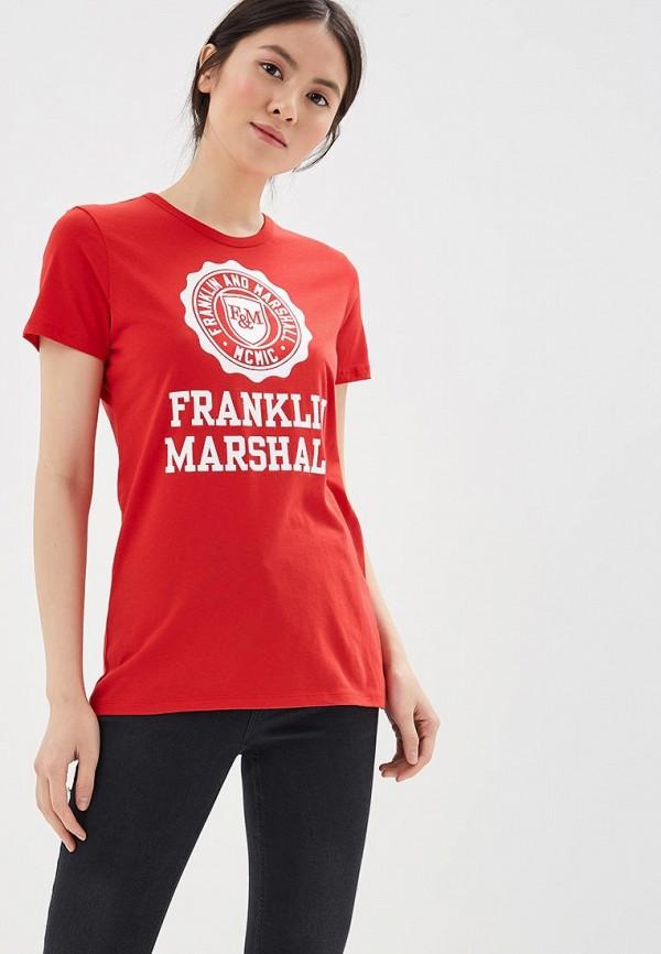 Футболка Franklin & Marshall Franklin & Marshall FR949EWAMDE2 комбо для гитары marshall jvm205c