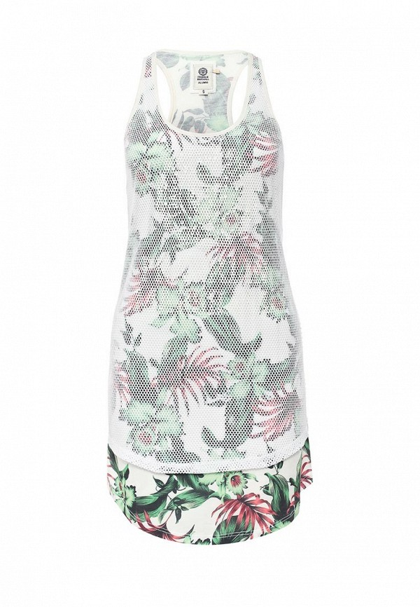 ������ Franklin & Marshall 200.dswal712an.s16.white vintage flower