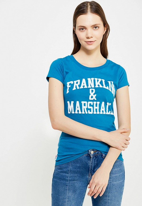 Футболка Franklin & Marshall Franklin & Marshall FR949EWVGB98 литой диск replica fr lx 98 8 5x20 5x150 d110 2 et54 gmf