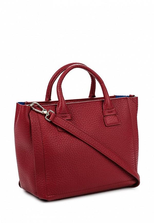 Красная кожаная сумка Furla купить за 9134 грн в интернет
