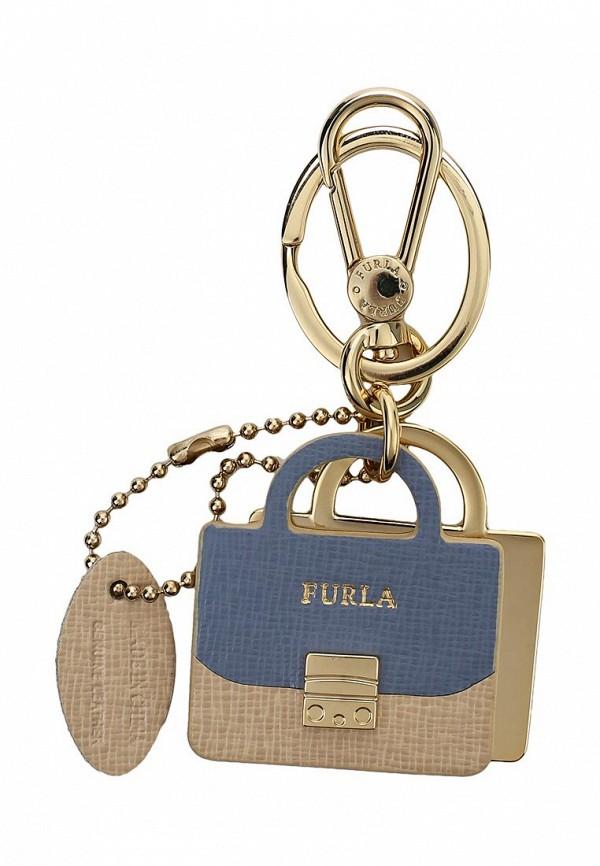 Брелок Furla Furla FU003DWWFU09 furla брелок для ключей