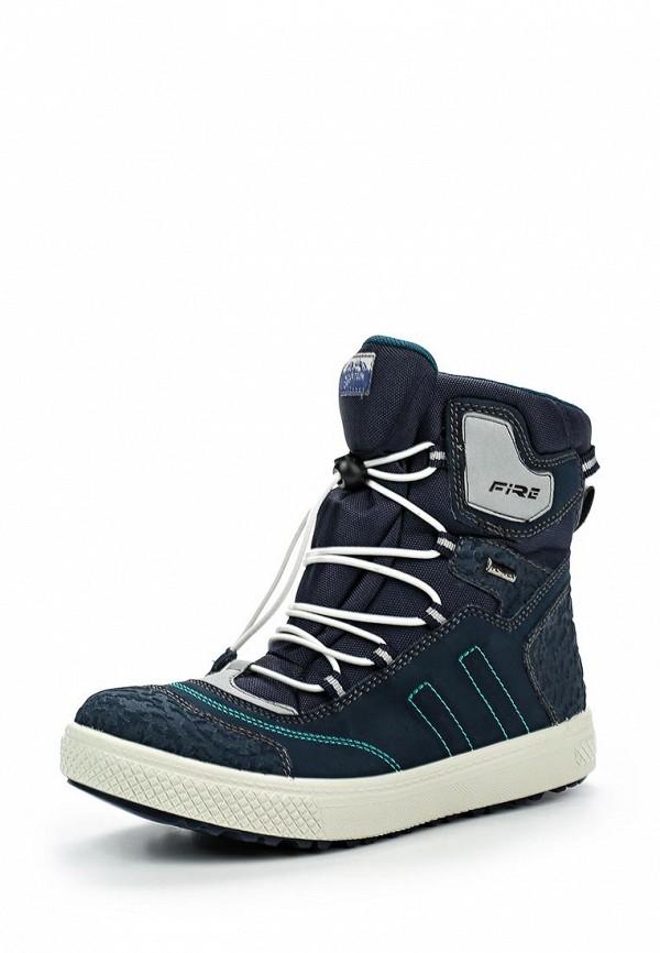 Ботинки для мальчиков Fullstop FU214KA0F-Q11