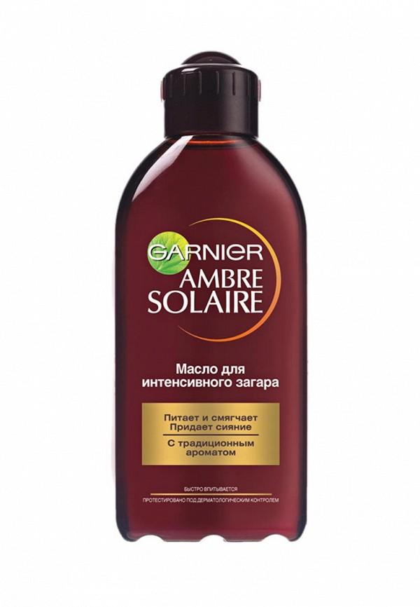 Здесь можно купить Ambre Solaire для интенсивного загара с традиционным ароматом 200 мл  Масло Garnier Средства для загара